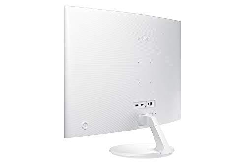 Samsung C32F391 80 cm (32 Zoll) Curved Monitor (HDMI, 4ms Reaktionszeit, 1920 x 1080 Pixel) weiß - 10