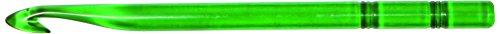 KnitPro 9mm Single Ended Häkelnadel, Mehrfarbig