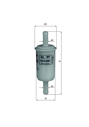MAHLE KL 97 OF Fuel Filter
