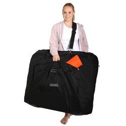 Tragetasche für mobile Massageliege Exclusiv mit 2 Tragegriffen Universal Transporttasche für klappbaren Massagetisch in verschiedenen Größen