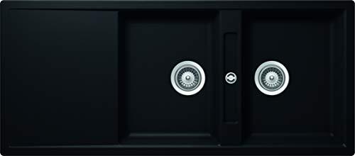 Schock Signus D200Ea84 Handfat Cristadur Extrem Ren Svart 116 x 51 x 20 cm
