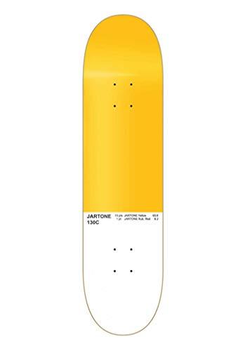 Jart Jartone 8.0' HC, Skateboard Decks Unisex Adulto, Multicolore, Taglia Unica
