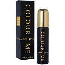 Pack de 2 perfumes para mujer Colour Me Gold Milton Lloyd Perfume Parfum De Toilette Fragancias 50 mililitros