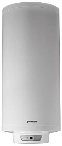 Junkers Grupo Bosch Termo Electrico 120 litros Elacell Excellence   Calentador de Agua Vertical y Horizontal, Resistencia Ceramica, 2000w