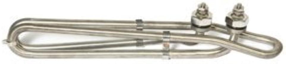 SpaGuts 25-150-1205 Universal Flo-Thru Heater Element, 4.0kw, Titanium