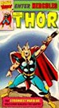 The Mighty Thor: Enter Hercules / The Tomorrow Man VHS