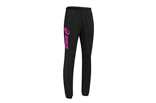 ASICS 2015XZ_0939_L Sigma Pantalon pour Homme Medium Rose - Rosa - Black/Flash Pink