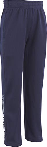 Under Armour Baby Boys' Little Active Root Pant, Midnight Navy, 5