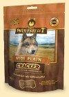 Wolfsblut 4 x 225g Wide Plain Cracker für Hunde mit 41% Pferdefleisch