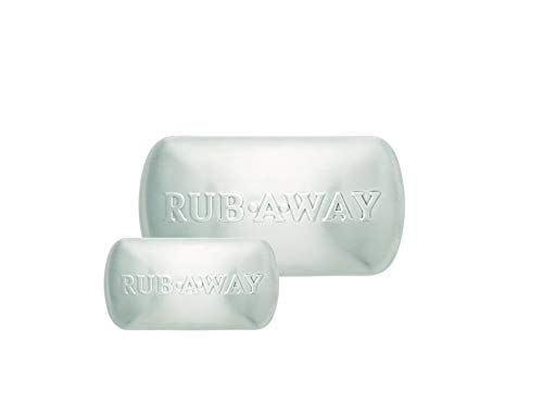 AMCO Rub-a-Way Bar Stainless Steel Odor Absorber, Mini and Original