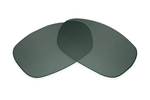 SFX Lentes de repuesto compatibles con Dragon Kit 63 mm de ancho, Verde (Ultimate G15 - Juego de 2 capas de pintura dura (polarizadas), color verde), Talla única