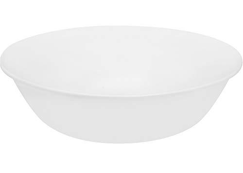 Corelle Livingware Winter Frost White 1-Quart Serving Bowl, Set of 6