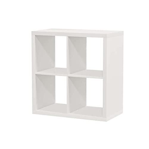 IKEA KALLAX in weiß;  77x77cm Bild