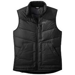 Outdoor Research Men's Transcendent Down Vest Black