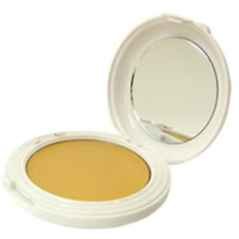 円形依存せっかちダーマカラー カモフラージュ クリームファンデーション(コンパクトタイプ?UV) DF1ポーセリアンベージュ