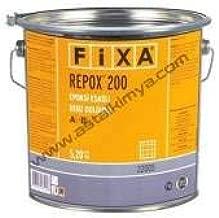 FİXA+REPOX 200 Epoksi Esaslı Derz Dolgusu+5,20 kg (A+B) Set