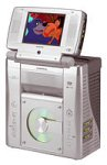 Audiovox VBP5000 Portable DVD and VCP Mobile Video System with 5.6' LCD