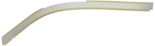 Frigidaire 154576501 Dishwasher Bottom Door Gasket, 24x1x1, White