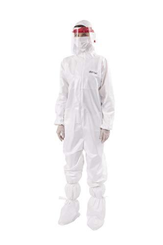 Tuta Monouso Protettiva BodySafe 2040 EN14126 TIPO 5/6