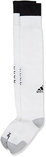 adidas Kinder UEFA EURO 2016 DFB Torwart-Heimsocken Replica 1 Paar Socken, White/Black, 37-39