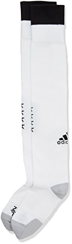 adidas Kinder UEFA EURO 2016 DFB Torwart-Heimsocken Replica 1 Paar Socken, White/Black, 37-39