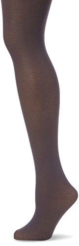 ESPRIT Damen Cotton Strumpfhose, 80 DEN, Grau (Titan 3257), Large