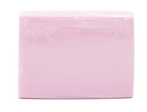Haslinger Haarseife & Mehr mit Rosenwasser hochwertige Pflanzenöl Shampoo Seife 100 g