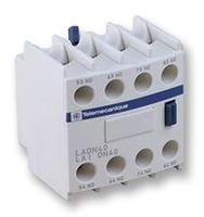 Best Price Square Contact Block, 4NO LADN40 by Schneider Electric/TELEMECANIQUE