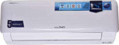Lloyd 1 Ton 3 Star Split AC - White (LS12B32WACR, Copper Condenser)