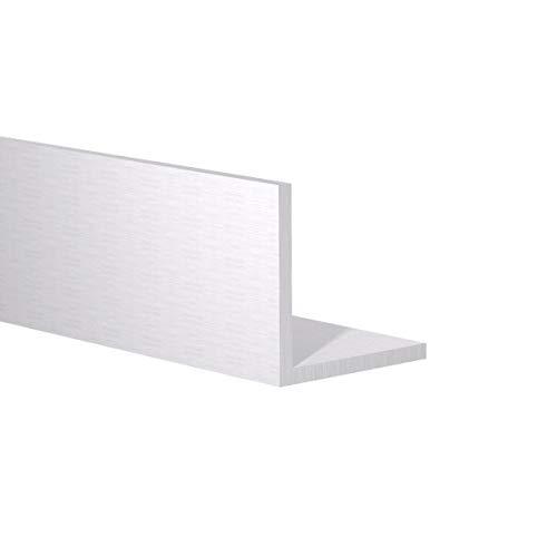Orange Aluminum – 90 Degree Angled Extrusion – Metal Corner Angle – Extruded Edging Trim Bar - 1-1/2 x 1-1/2 x 1/8 (6ft)