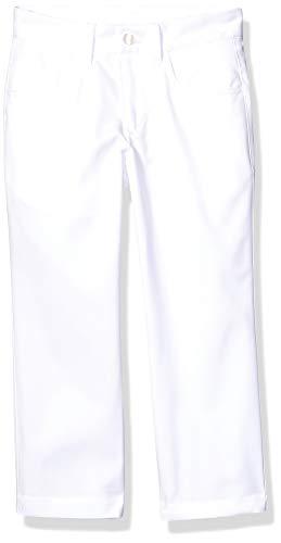 Puma Golf 2019 Boy's 5 Pocket Pant, BRIGHT WHITE, Large