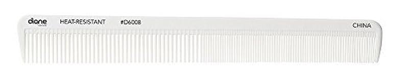 払い戻しクリーナーメダルDiane Cutting Comb Basin Comb [並行輸入品]