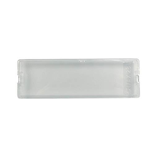Electrolux AEG 405518301 405518301/8 ORIGINAL Abdeckung Deckel Lampe Leuchte Blende Schutz Dunstabzugshaube auch Corbero Faure Rex Juno Zanussi 50247497006