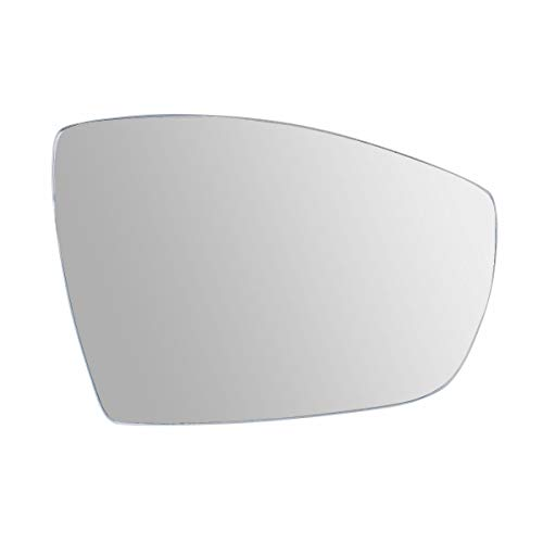 NewYall Front Right Passenger Side Door Mirror Plate Only