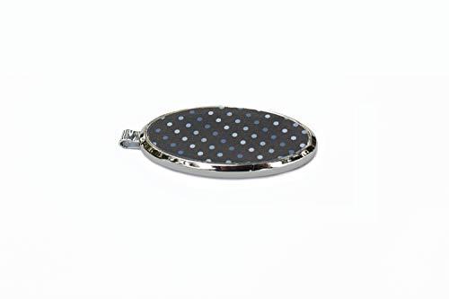 Bagnetique Modern Pois: Soporte magnético para teléfono para tu bolso, coche, casa, mantiene el teléfono, las llaves y más siempre al instante.