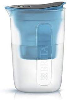 ブリタ ポット型浄水器1.0L(ブルー)BRITA fill&enjoy Fun(ファン) KBFNCB1