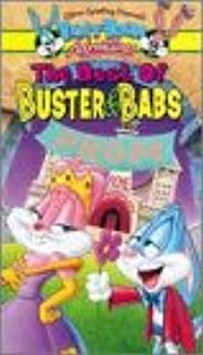 Steven Spielberg Presents Tiny Toon Adventures: The Best of Buster & Babs VHS