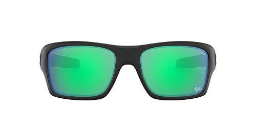 OAKLEY OO9263 63 926315 Oakley OO9263 63 926315 Rechteckig Sonnenbrille 65, Schwarz
