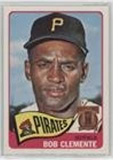 Roberto Clemente (Baseball Card) 1998 Topps - Roberto Clemente Reprints - Factory Set #11