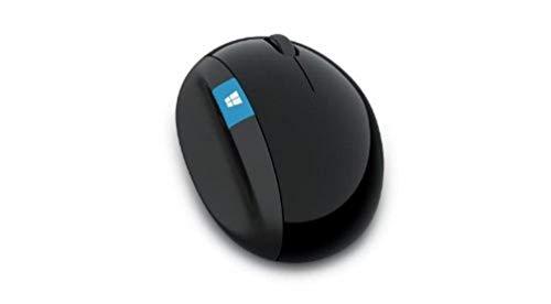Microsoft – Sculpt Ergonomic Mouse, Inalámbrico, Negro