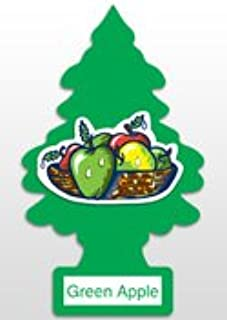 Little Trees Green Apple Air Fresheners 10 Pack