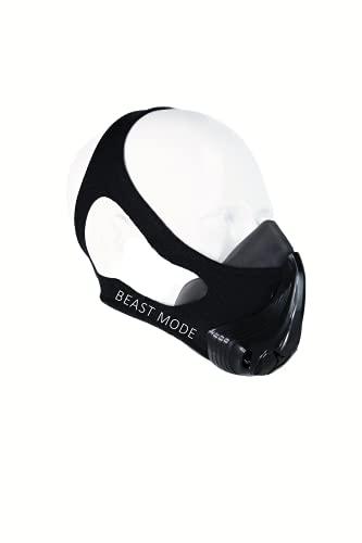 Beastmode Trainingsmaske - Atemwiderstandsmaske für mehr Ausdauerleistung
