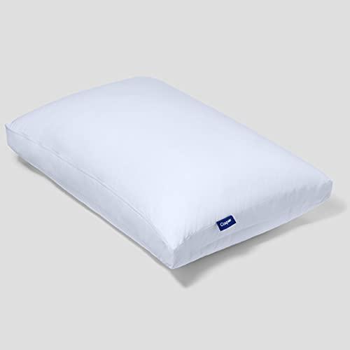 Casper Sleep Pillow for Sleeping, King, White