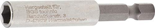 Bgs 1727 - Portainserti magnetico per bit, 6,3 mm, 1/4 di pollice, extra forte, sb
