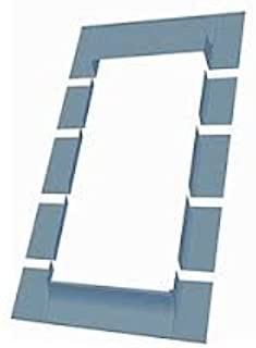 fakro skylight sizes