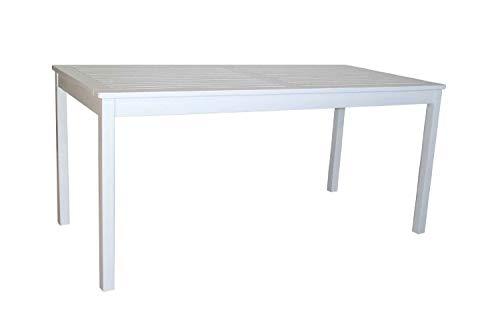 SEDEX Aalborg Gartentisch 165x80 cm aus Eukalyptusholz