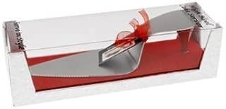 Ruby Red High Heel Cake Server