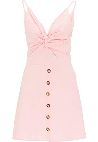 myMo Sommerkleid Damen 12407790 pink, XS