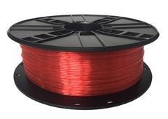 TECHNOLOGYOUTLET PREMIUM 3D PRINTER FILAMENT 1.75MM PET-G (Red)