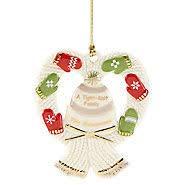 Lenox Tight Knit Family Ornament